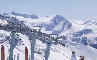 Виды подъемников на горнолыжных курортах