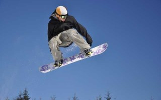 Как подобрать сноуборд ребенку
