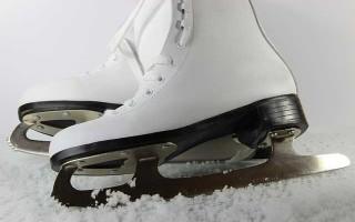 Поддержка для обучения катанию на коньках