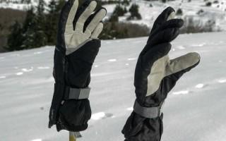 Перчатки для занятия сноубордингом