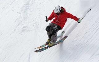 Польза и вред от катания на горных лыжах