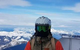 Балаклава для сноуборда