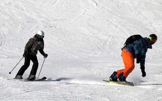 Сноуборд или лыжи что выбрать?