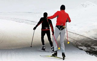 Особенности техники карвинга на горных лыжах
