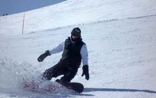 Как определить жесткость сноуборда