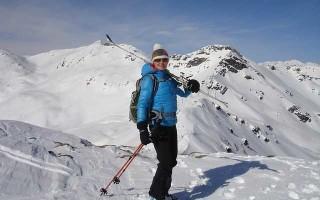 Одновременный бесшажный лыжный ход