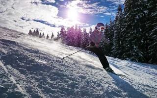 Как выбрать куртку для горных лыж