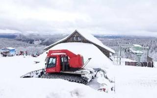 Ратраки — оборудование для и ухода и подготовки лыжни