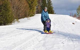 Выбор детской одежды для сноуборда