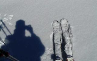 Беговые лыжи фирмы Rossignol