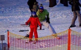 Защита для катания на горных лыжах