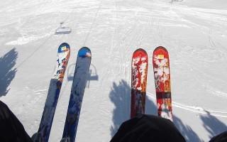 Сколько стоят лыжи с ботинками и палками