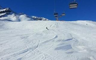 Что такое паудер в сноубординге