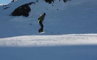 Правильная стойка на сноуборде