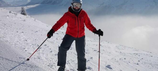 Как выбрать лыжный разминочный костюм