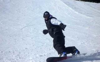 Особенности выбора правильных штанов для сноуборда