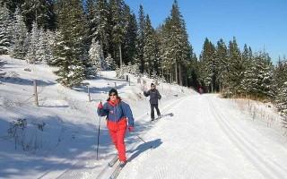 Выбор термобелья для лыжников