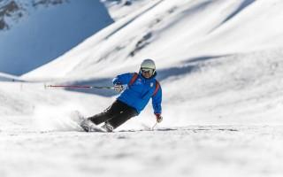 Мини лыжи