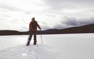 Как правильно смазывать лыжи?