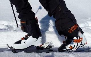 Размеры горнолыжных ботинок