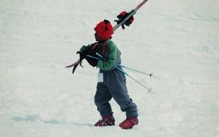 Основные способы установки креплений на лыжи