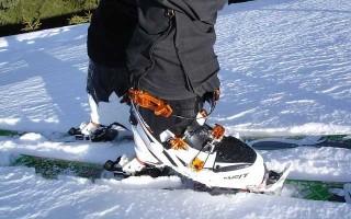 Советы по выбору детских лыжных ботинок