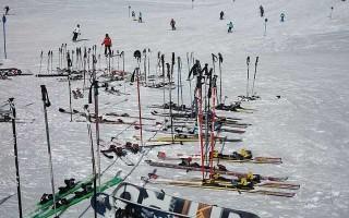 Горные лыжи Sсott