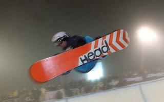 Биг Эйр — фристайл на сноуборде