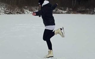 Можно ли, катаясь на коньках, похудеть