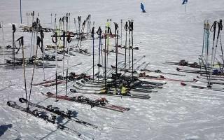 Темляки для лыжных палок — принцип работы и виды