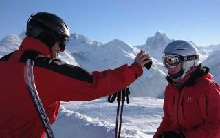 Экипировка для горных лыж