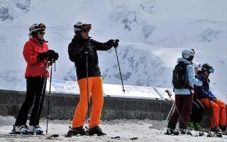 Прогулочные лыжи