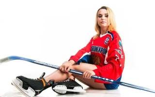 Лучшие хоккейные коньки