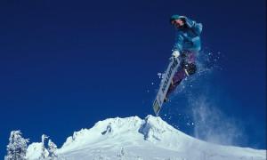 Перекантовка на сноуборде